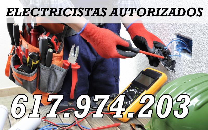 electricistas baratos Calle de San Cristobal